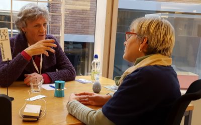 Diepgaande gesprekken in Het Groene Hart